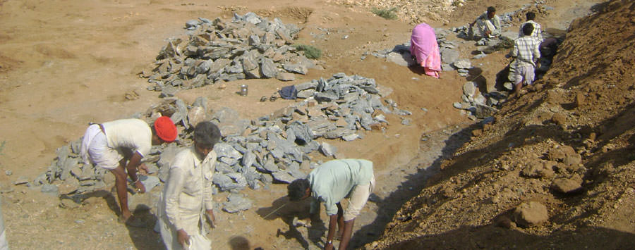 Right to Work (MG-NREGA)