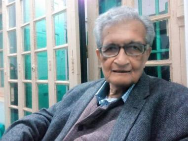 Amartya Sen, Nobel Laureate and economist, speaks to Suvojit Bagchi (The Hindu)