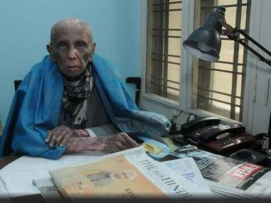 Justice (retd) KS Puttaswamy, original petitioner in the right to privacy case, interviewed by Avinash Bhat (The Hindu)