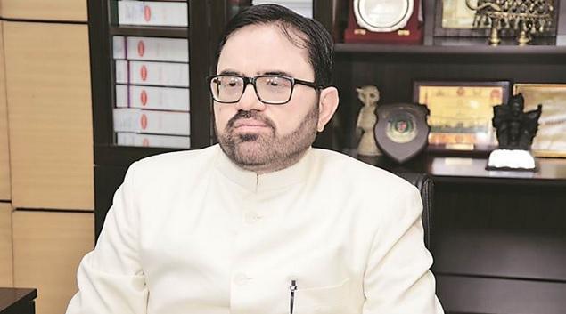 Devendra Kumar Tiwari, Chief secretary, Jharkhand, interviewed by Abhishek Angad (The Indian Express)