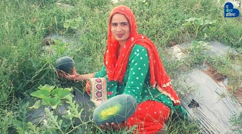 पहले खेती करतीं हैं, फिर उस फसल की प्रोसेसिंग घर पर कर मार्केटिंग भी करतीं हैं यह किसान!